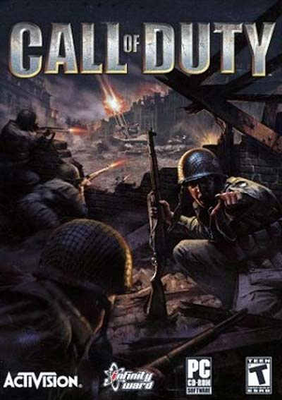Coperta-Call-Of-Duty