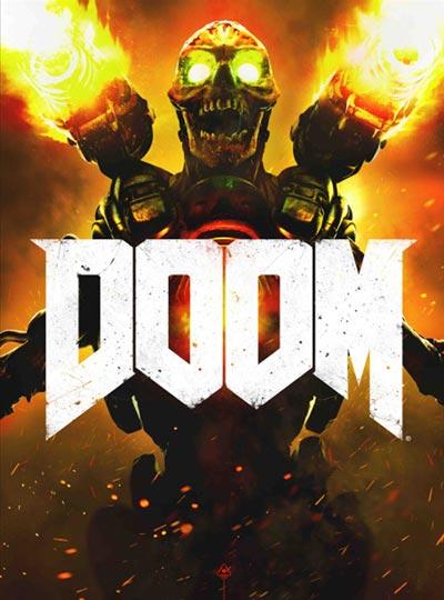 Coperta-Joc Doom 4