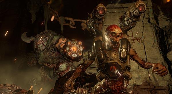 Inamici-Doom 4