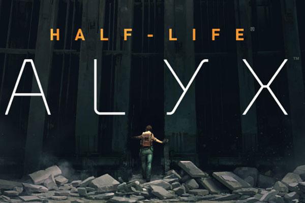 Half Life: Alyx 1